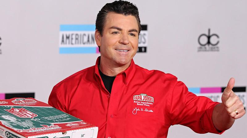 Papa John's Founder John Schnatter Resigns From Pizza Chain's Board After Using N-Word
