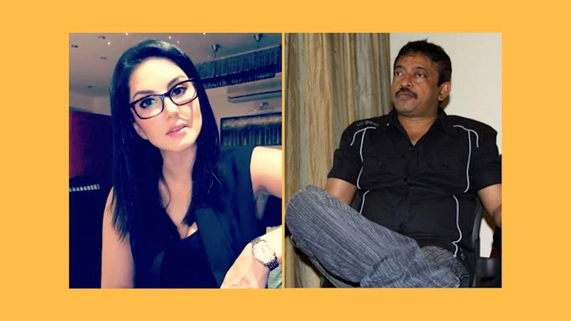 Is Sunny Leone's New Video Message For Ram Gopal Varma?