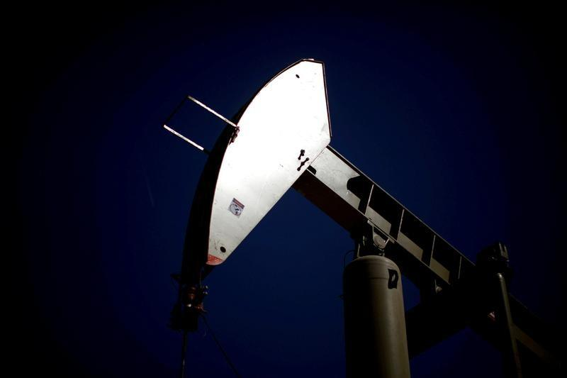 FILE PHOTO: A pumpjack brings oil to the surface in the Monterey Shale