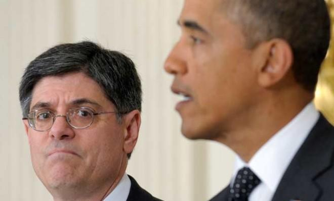 Jacob Lew, who stepped in as President Obama's chief of staff last year, has been tapped to be the next treasury secretary.