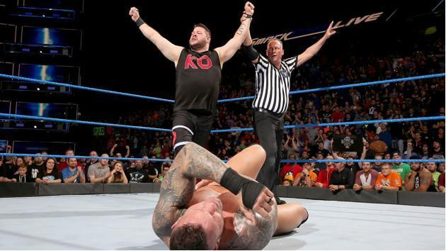 <p>Am I the only one? 'Broken' Matt Hardy; 'Deserving' Roman Reigns; Kevin Owens or Obvious?</p>