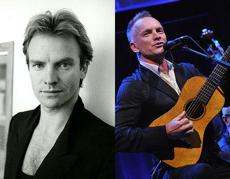 By the early 80s, Sting had released five albums and won six Grammy Awards with the band, The Police. He moved onto solo projects and was very successful. He continues to perform and still looks like a rockstar, even at the age of 63.