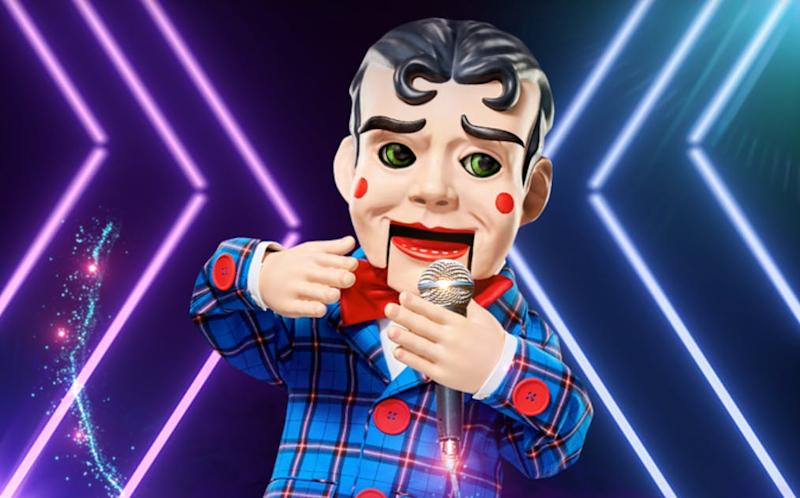 the masked singer puppet