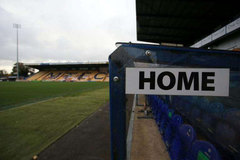 The Field Mill stadium, home to Mansfield Town