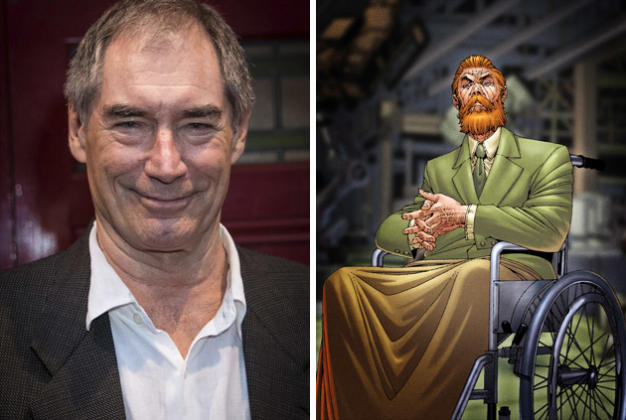 Doom Patrol Timothy Dalton To Star As The Chief In Dc Universe