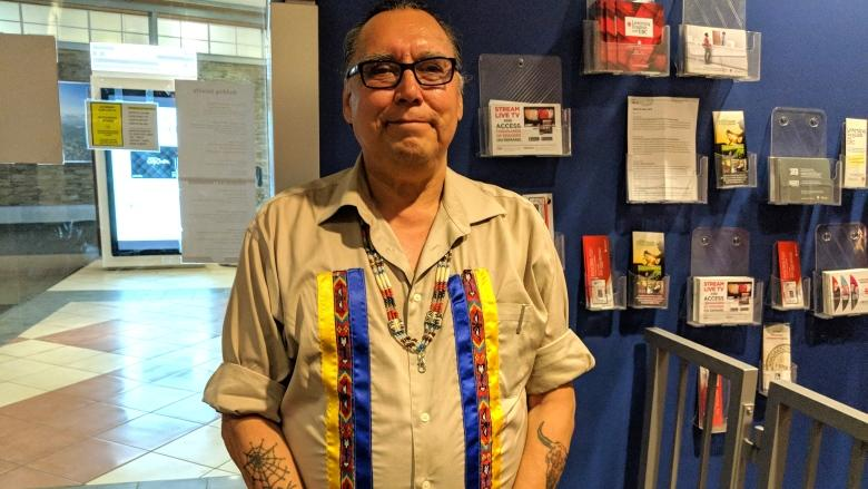 Sixties Scoop survivor, 57, goes back to school to 'help people help themselves'