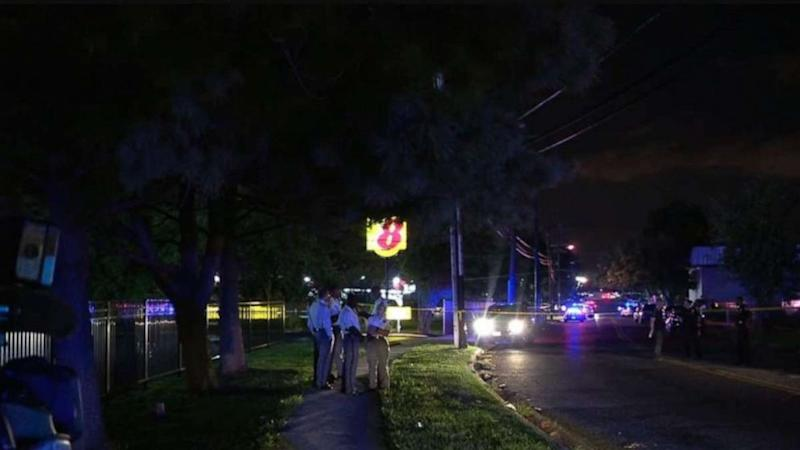 7 people shot at 2-year-old's birthday party in Maryland