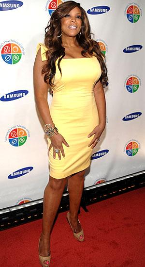 Wendy Williams Shows Off 20-Pound Weight Loss