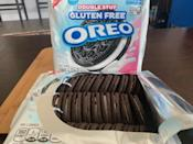 <p>Yep! There was even a Double Stuf version to try. Personally, I think I'm more of a fan of the classic Oreo-to-cream ratio, but these definitely lived up to my expectations. Now, the real question is, will they hold up to the dunking test?</p>