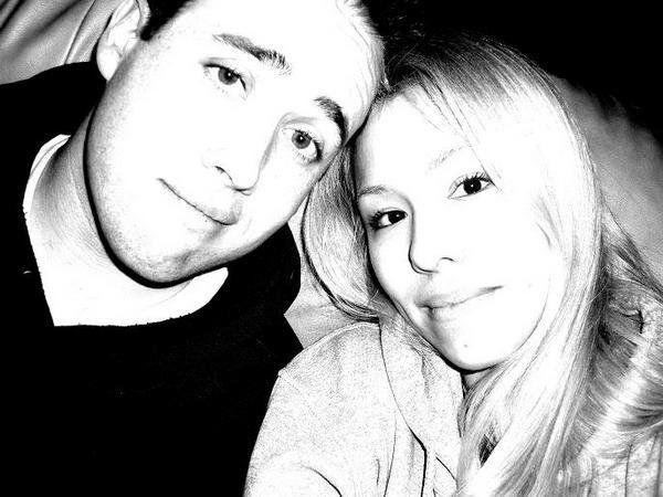 An undated photo of Travis Alexander and Jodi Arias that she posted to her MySpace page.