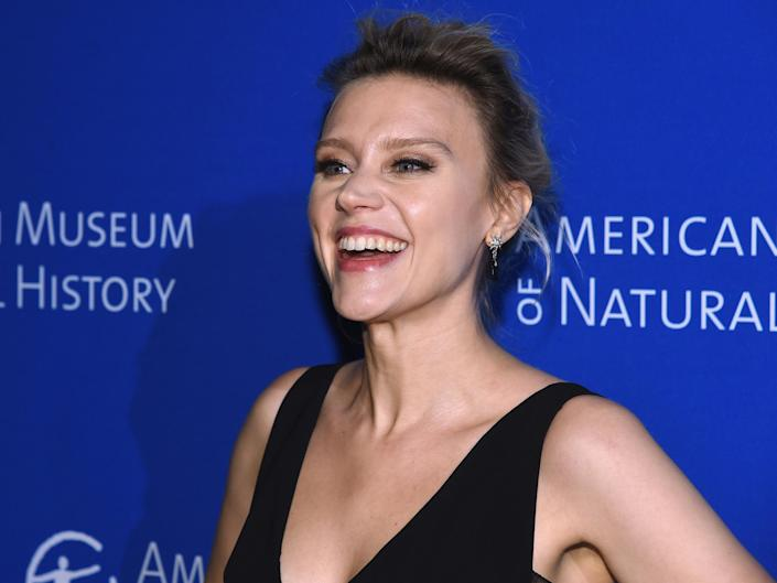 Actress and comedian Kate McKinnon is among the nominees: Getty