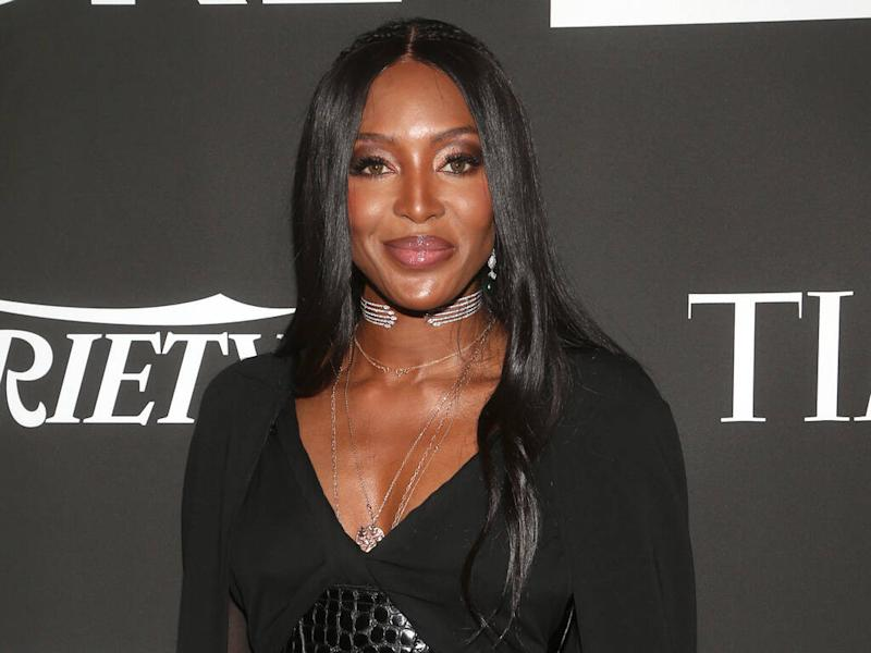 Naomi Campbell taking time to focus on 'simple pleasures' during coronavirus crisis