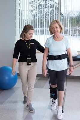 ReStore soft exo-suit receives FDA clearance for stroke patients in the rehabilitation setting