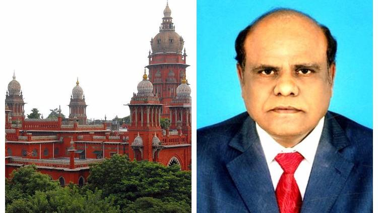 Justice Karnan Orders 'Accused' SC Judges Not To Travel Abroad