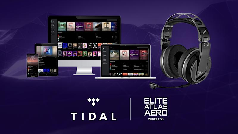 Elite Atlas Aero Wireless High-Performance PC Headset | TIDAL