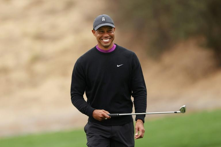Reigning Masters champion Tiger Woods, who fired a 76 in Thursday's opening round, improved to shoot a six-under 66 in Friday's second round of the US PGA Zozo Championship