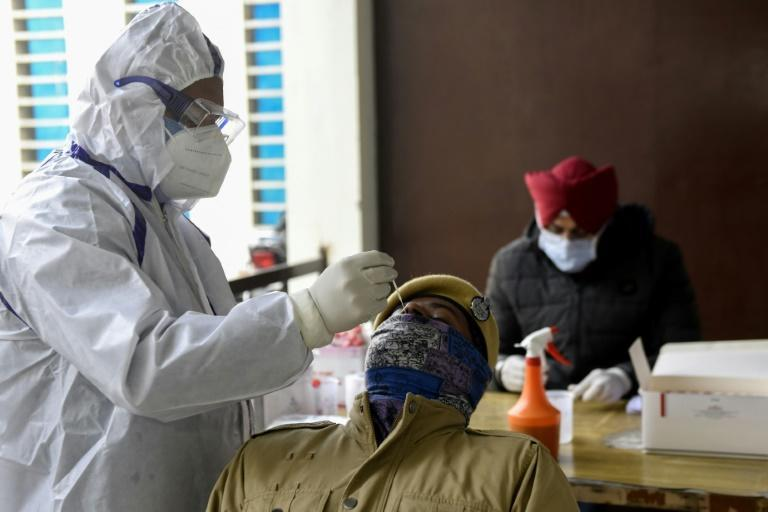 India has seen a dramatic fall in new coronavirus cases in recent weeks