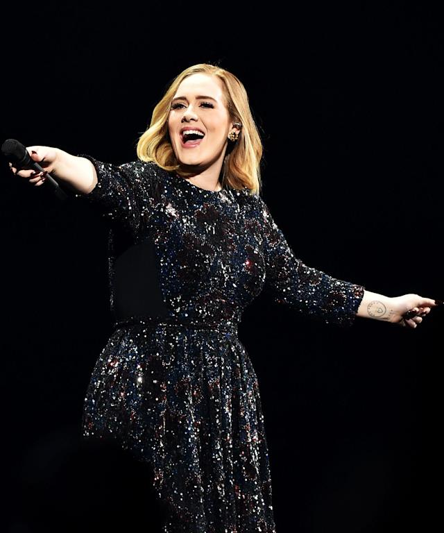 <p>No. 5: Adele<br>2016 earnings: $37 million<br>(Refinery29) </p>