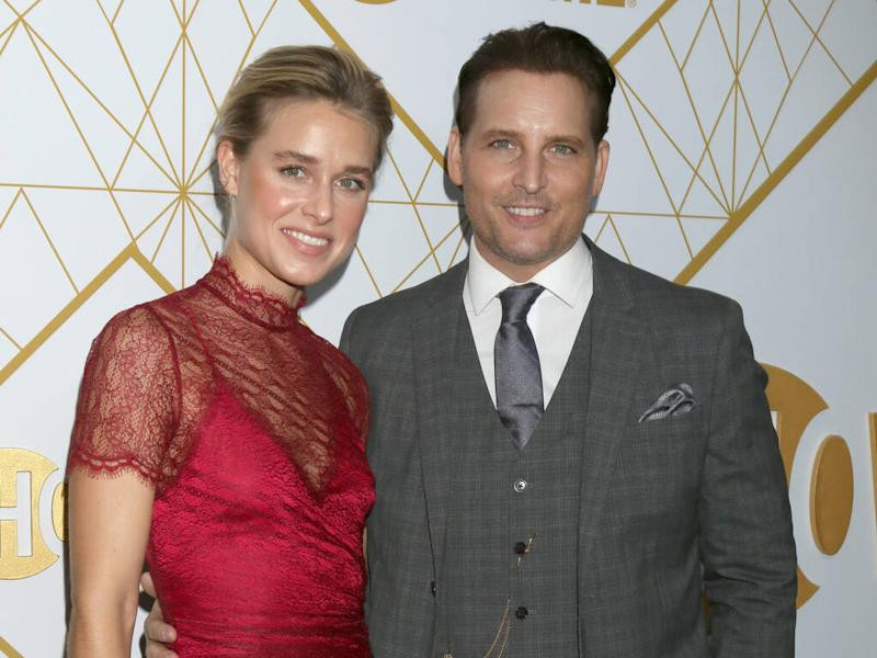 Peter Facinelli engaged