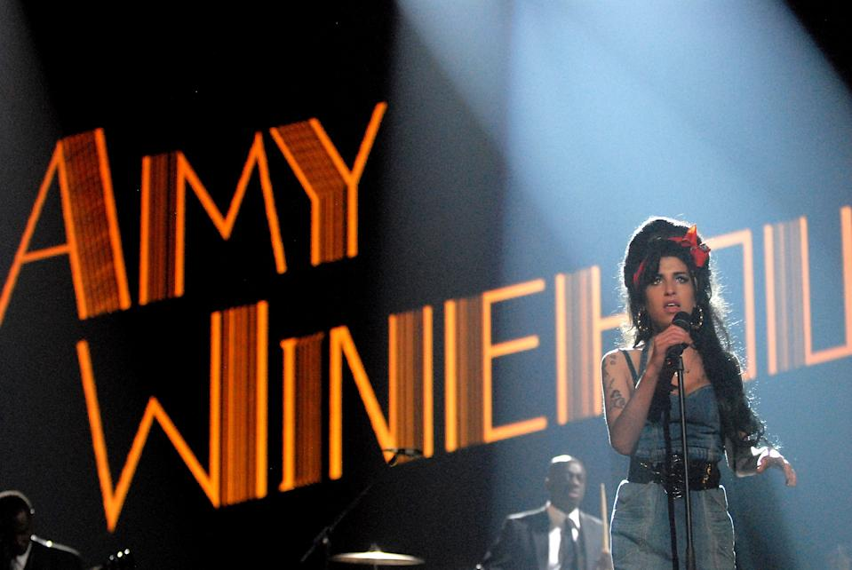 Amy Winehouse's publicized downfall and eventual 2011 death brought the 27 Club back into the public consciousness again. (Jeff Kravitz/FilmMagic)