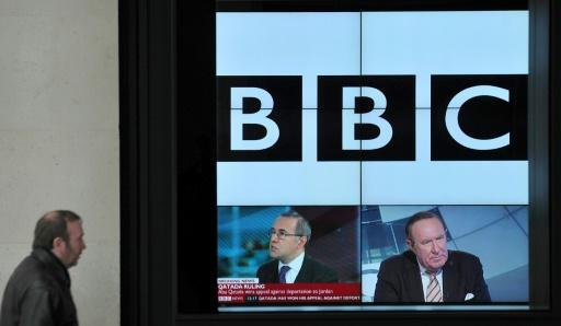 BBC under fire for gender pay gap as top salaries revealed