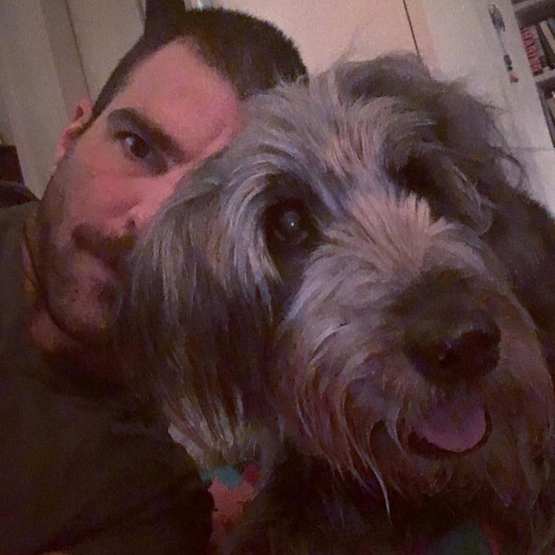 "Zachary Quinto Mourns the Death of His Dog: ""In Loving Him I Learned to Love Myself"""