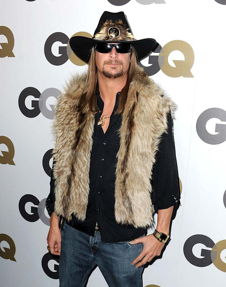 """January 17: Kid Rock turns 40 Frazer Harrison/<a href=""""http://www.gettyimages.com/"""" target=""""new"""">GettyImages.com</a> - November 19, 2010"""