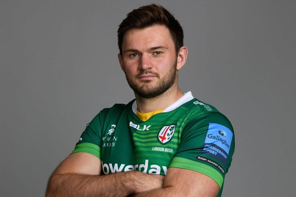 Matt Rogerson has been appointed London Irish's new club captain  (Getty Images)
