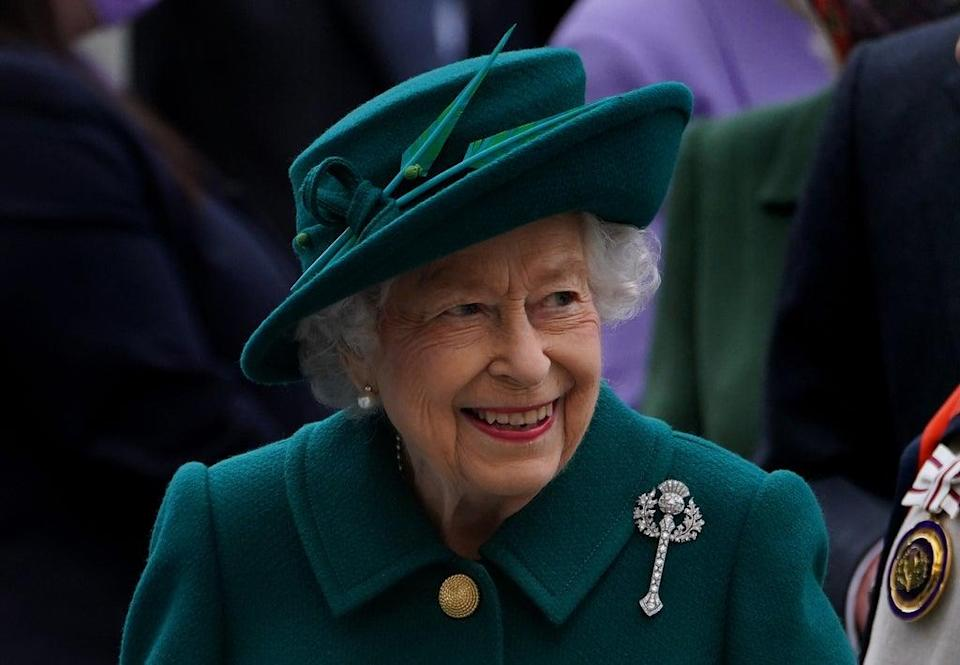 The Queen spoke of her 'many happy memories' of Scotland (Andrew Milligan/PA) (PA Wire)
