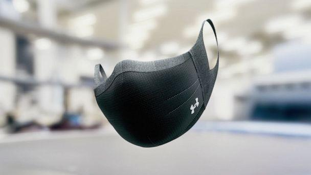 PHOTO: The Under Armour Sportmask is seen here. (Under Armour)