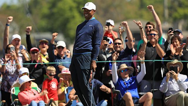 Tiger Woods said he was pleased with his opening 68 at Bay Hill. But there is plenty to work on before the Masters rolls around.