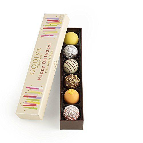 """<p><strong>GODIVA Chocolatier</strong></p><p>amazon.com</p><p><strong>$19.00</strong></p><p><a href=""""https://www.amazon.com/dp/B00UAJ7XIS?tag=syn-yahoo-20&ascsubtag=%5Bartid%7C10050.g.31701949%5Bsrc%7Cyahoo-us"""" rel=""""nofollow noopener"""" target=""""_blank"""" data-ylk=""""slk:Shop Now"""" class=""""link rapid-noclick-resp"""">Shop Now</a></p><p>Make Mom's special day especially sweet with this box of festive chocolates.</p>"""