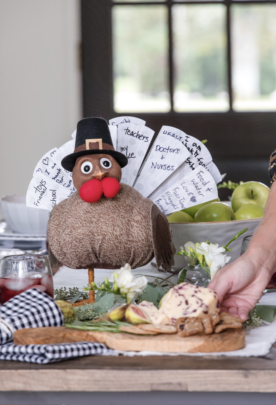 """<p><strong>TURKEY ON THE TABLE</strong></p><p>amazon.com</p><p><strong>$39.99</strong></p><p><a href=""""https://www.amazon.com/dp/B01N1GH4C8?tag=syn-yahoo-20&ascsubtag=%5Bartid%7C10055.g.34450121%5Bsrc%7Cyahoo-us"""" rel=""""nofollow noopener"""" target=""""_blank"""" data-ylk=""""slk:Shop Now"""" class=""""link rapid-noclick-resp"""">Shop Now</a></p>"""