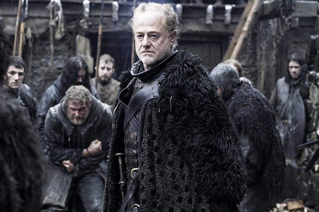 <p>Talk about a thorn in Jon Snow's side. The Night's Watch master of arms has been awful to Jon since his arrival at Castle Black, from assigning him to the stewards to sending him off to Craster's Keep. And then, even though Jon promoted him to First Ranger, he led the mutiny against the new Commander with the first stabbing.</p><p><i>(Credit: HBO)</i></p>