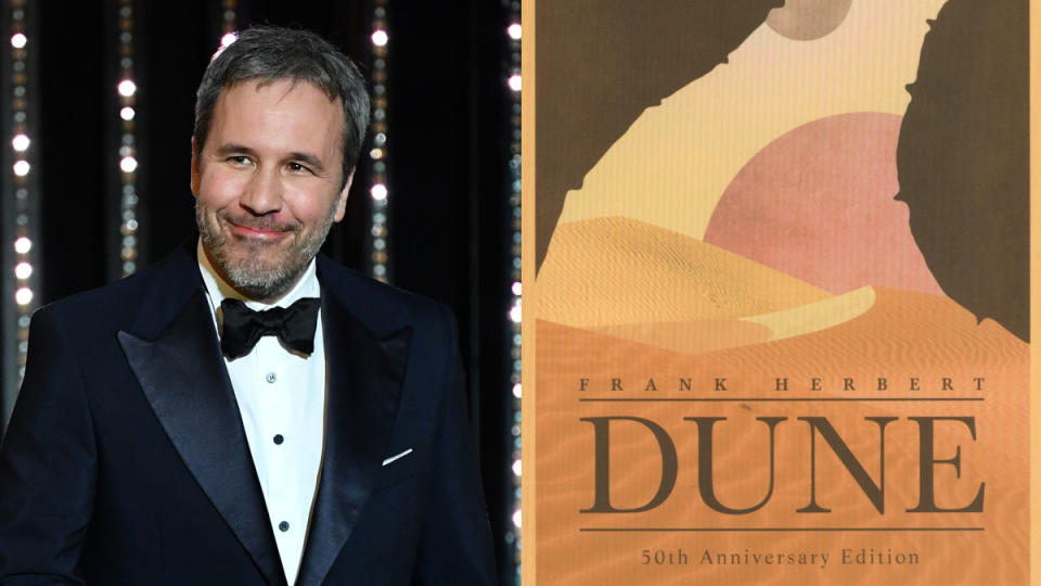 Denis Villeneuve's ambitious adaptation of Frank Herbert's epic sci-fi story is set to form the first of a two-part movie. The cast features just about everyone of note in Hollywood, including Timothée Chalamet, Dave Bautista and Rebecca Ferguson. But the David Lynch version had Sting. Beat that, Villeneuve! (Credit: Alberto Pizzoli/AFP via Getty Images/Hodder)