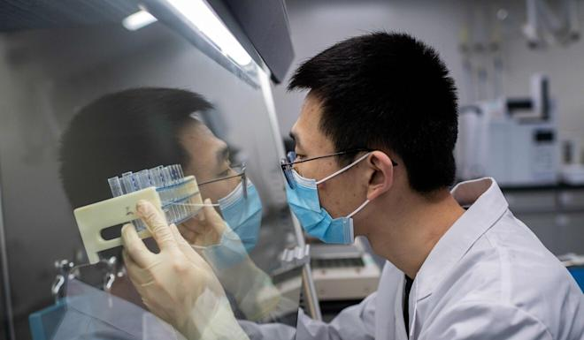 China's Sinovac Biotech said last week it was starting phase three trials of its vaccine candidate in Brazil. Photo: AFP