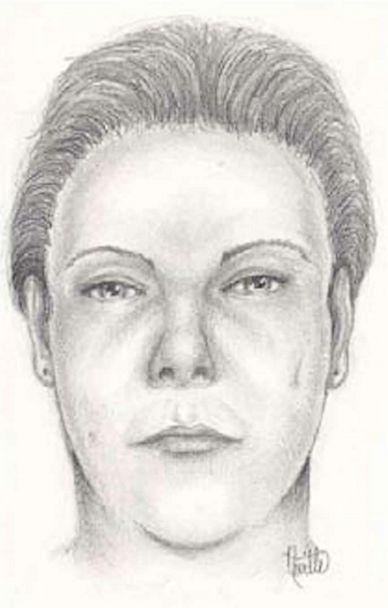 PHOTO: Authorities are looking to identify a woman nicknamed 'Miss Molly' who died in 1986 in Kansas. (FBI)