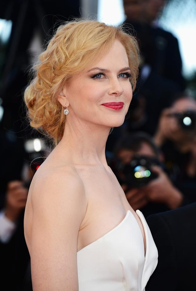 CANNES, FRANCE - MAY 26:  Actress and jury member Nicole Kidman attends the 'Zulu' Premiere and Closing Ceremony during the 66th Annual Cannes Film Festival at the Palais des Festivals on May 26, 2013 in Cannes, France.  (Photo by Pascal Le Segretain/Getty Images)