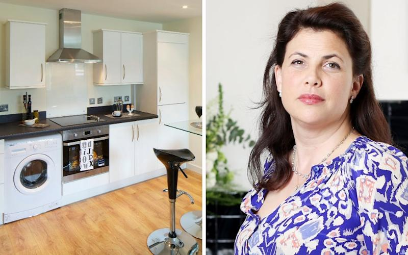 Rinsed: Kirstie Allsopp has quit Twitter following a row about washing machines