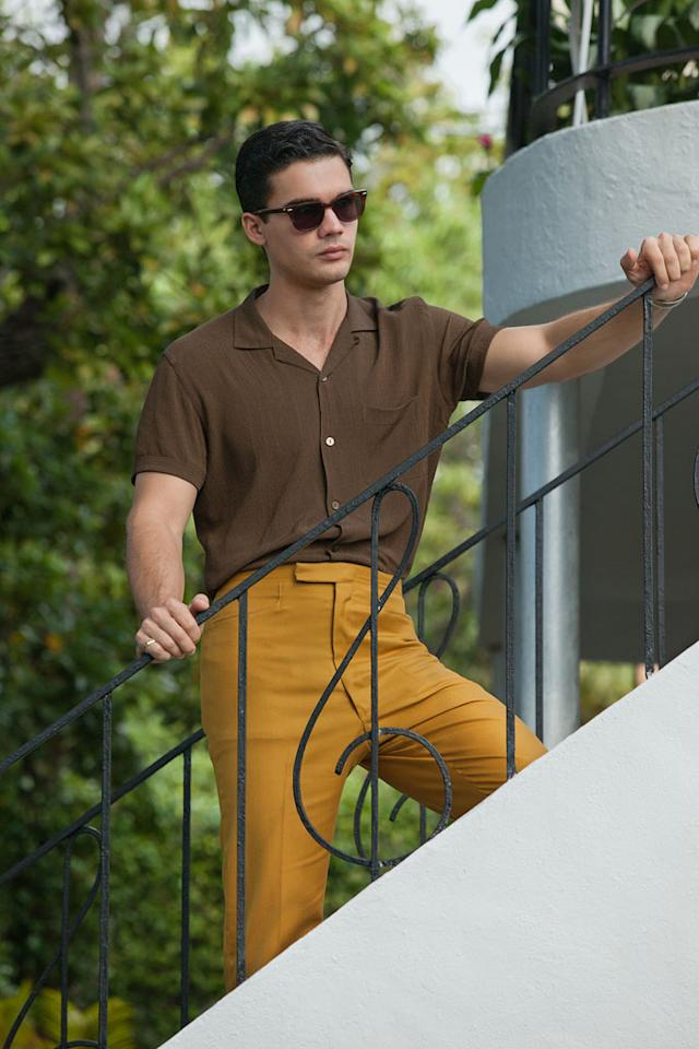 "Steven Strait as Stevie Evans in ""Magic City"" Season 2."