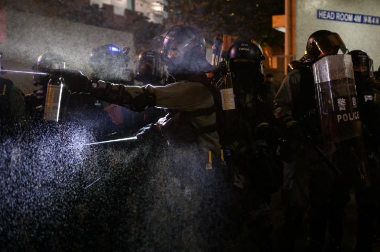 The international finance hub has been upended by five months of huge and increasingly violent rallies, but Beijing has refused to give in to most of the movement's demands