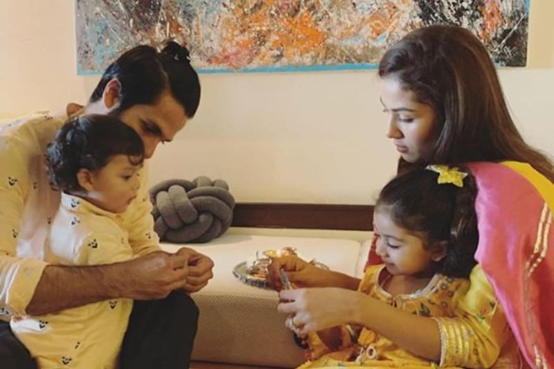 Shahid and Mira Kapoor Wedding Anniversary: A Look at Some of Their Adorable Family Moments