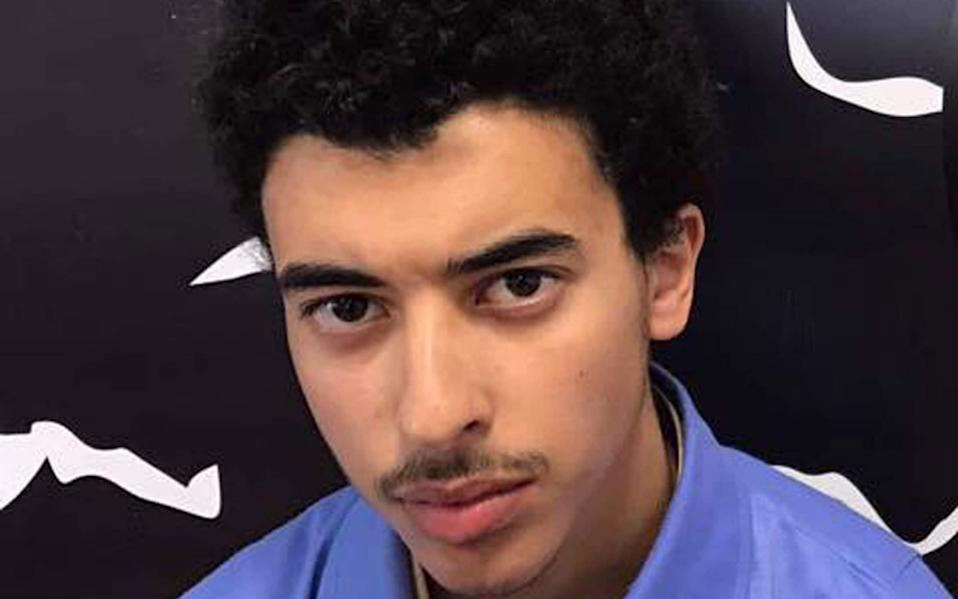 Hashem Abedi, now 23, was found guilty of murdering 22 people for his part in the Arena bombing - Force for Deterrence in Libya/PA