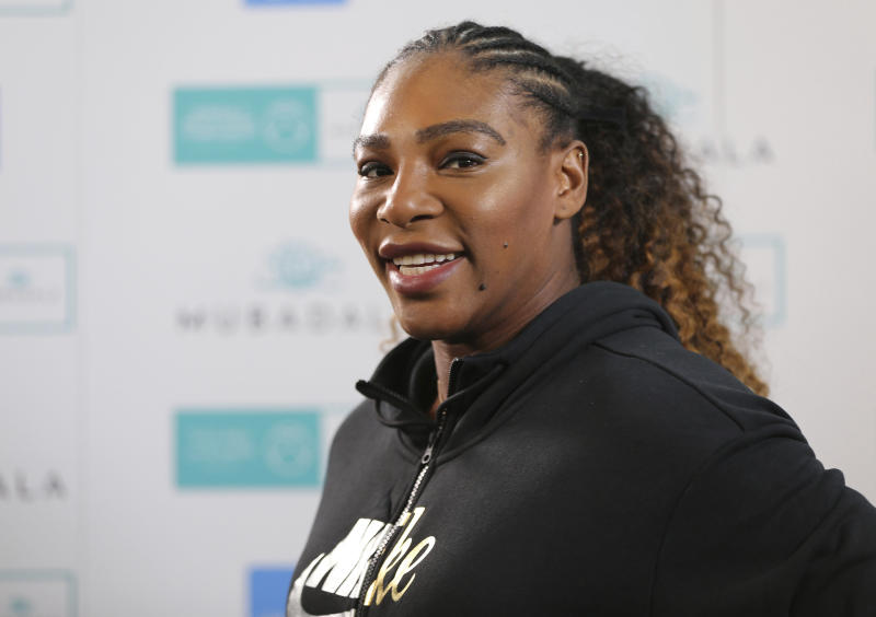 Serena Williams named 2018 AP Female Athlete of the Year