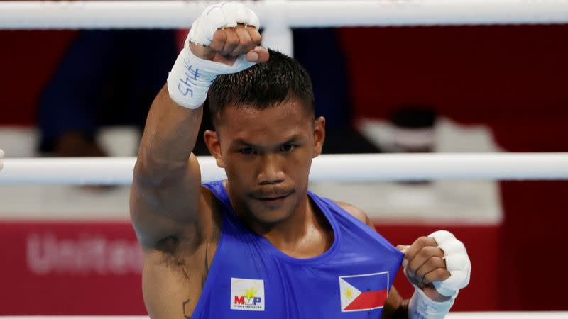 Boxing - Men's Middleweight - Last 16