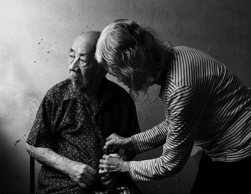 Leong found her niche in photography by combining her two passions; one in caregiving and another in photography. — Picture courtesy of Karyn Leong
