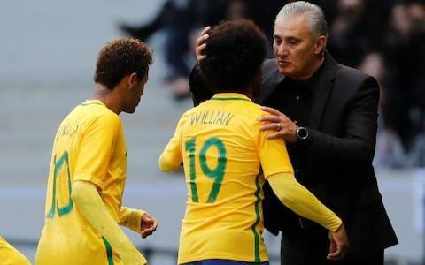 "Brazil are shaking off the embarrassment of losing 7-1 to Germany in their home World Cup. Since Tite took over as coach in 2016, the five-time world champions have become a winning machine again and were the first to qualify for Russia. Neymar, who missed the Germany humiliation through injury, is now racing to recover from a broken foot to make the trip to Russia. But there isn't such a reliance now on the world's most expensive player. In six games without Neymar, Brazil still won four times, including a friendly against Germany in Berlin in March. ""He will be missed by any team,"" defender Thiago Silva said. ""But not having him sometimes helps us consolidate the style we want."" World Cup 2018 