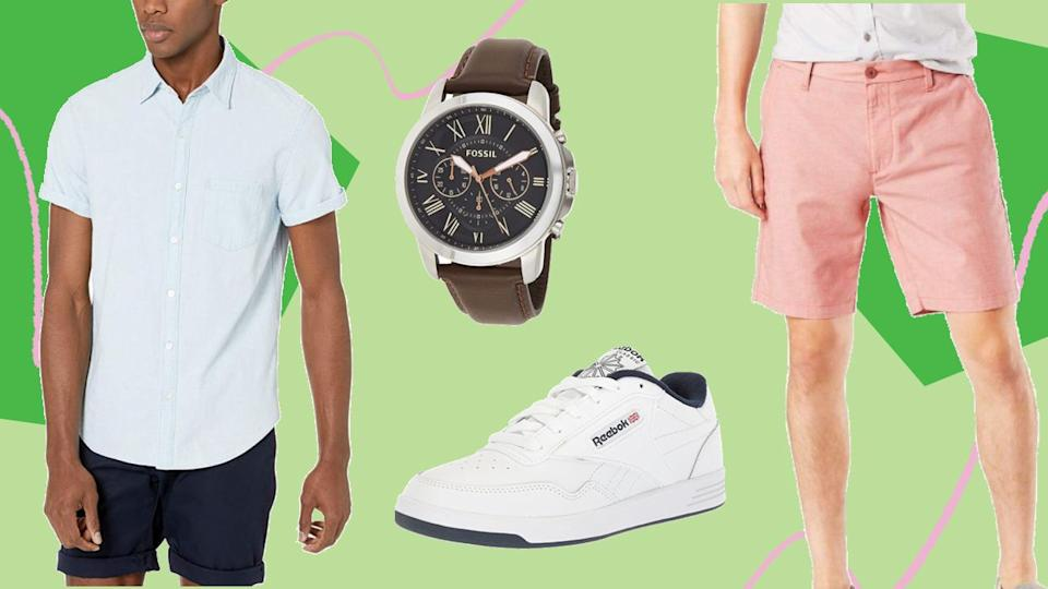 Refresh your warm weather wardrobe without wearing out your wallet. (Photo: HuffPost)