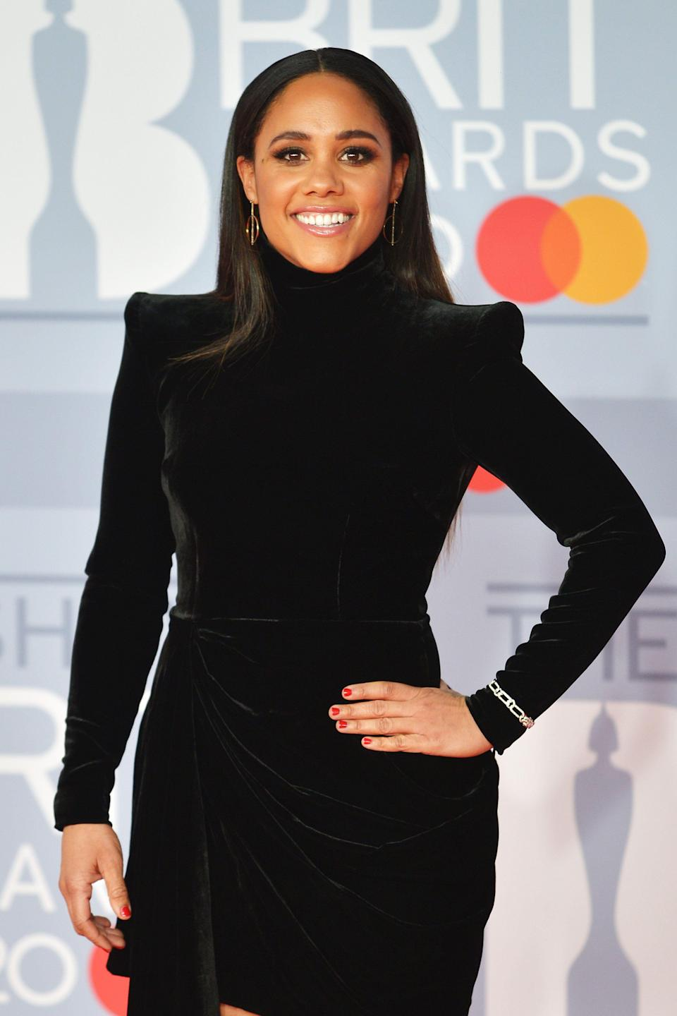 Alex Scott Says She Is Proud Of Her Accent As She Responds To Lord Digby  Jones' Criticism Of Her Olympic Coverage