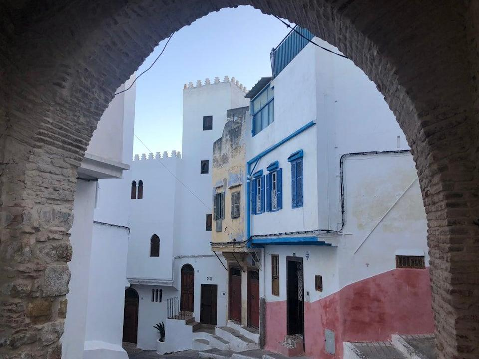 Rock the Kasbah: Tangier is back on the map  (Lorna Parkes)